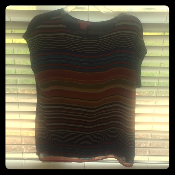 Tops - Colorful blouse